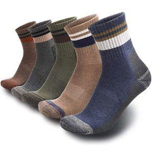 Men's Socks Warm Comfortable Breathable 5 Pairs